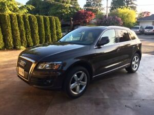 Cared for 2012 Audi Q5