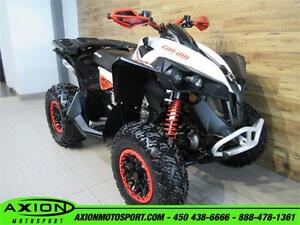 2016 Can-Am Renegade 850 XXC 44.79$/SEMAINE