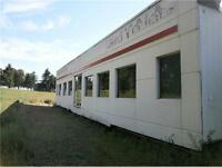 2004 BUSINESS OFFICE TRAILER, FULLY INSULATED, HVAC, $19995!!