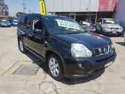 2007 Nissan X-Trail T31 TI Black 6 Speed Constant Variable Wagon Fairfield East Fairfield Area Preview