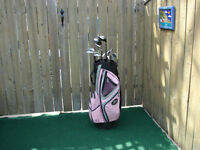 Ladies Right Hand Golf sets Titliest set