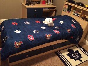 5 Pc Kids Bedroom Set