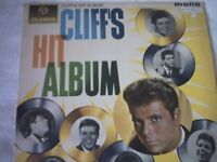 Vinyl LP Cliff Richard & The Shadows Cliffs Hit Album Columbia 33SX 1512 Mono 1963