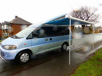 1995 M'reg Mitsubishi Delica/Like Mazda Bongo*2.5 TD Auto *Full Side Conversion*
