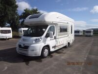 2010 AUTOSLEEPER BROADWAY 5 BERTH MOTORHOME WITH END KITCHEN AND 28K MILES ANDERSON MOTORHOME SALES