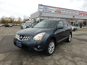 2013 Nissan Rogue SV AWD NAVIGATION 1 OWNER SERVICED IN DEALER