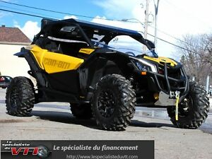 CAN AM MAVERICK X3 XDS TURBO 2017