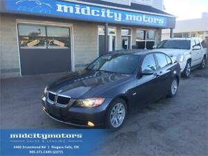2007 BMW 3 Series 328i/ LOW KMs/ Heated Leather Seats/ Bluetooth