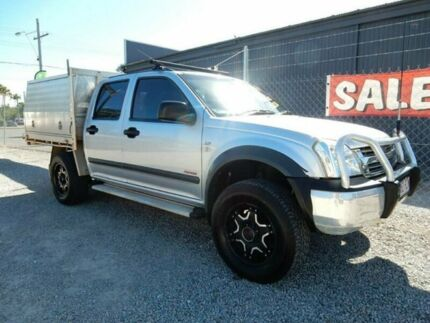 2006 Holden Rodeo RA MY06 LX Crew Cab Silver 5 Speed Manual Utility Kippa-ring Redcliffe Area Preview