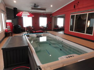 SWIM SPA SAVINGS!!! Floor Model Sale | Factory Hot Tubs