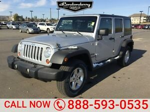 2012 Jeep Wrangler Unlimited 4WD SPORT UNLIMITED