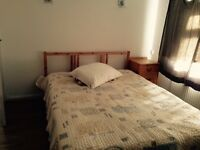 Light and spacious double room in 3 bed furnished house