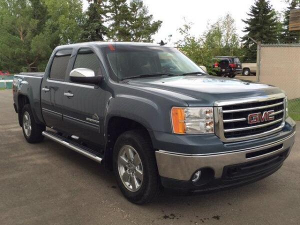 Used 2013 GMC Sierra 1500