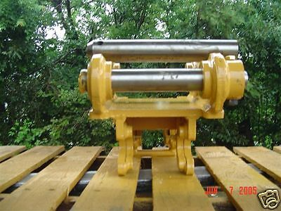 Quick Coupler For 12000 - 18000 Lb Excavator New Usa Attachments