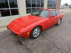 Porsche 924 Automatic wanted