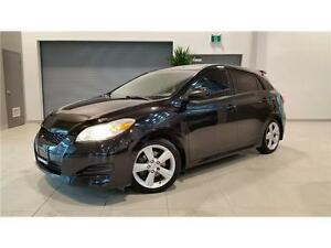 2009 Toyota Matrix XR-LEATHER-ALLOYS-AUTOMATIC