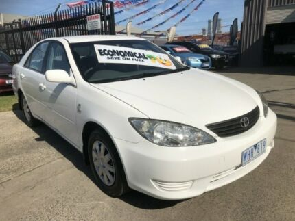 2006 Toyota Camry ACV36R Upgrade Altise White 4 Speed Automatic Sedan Brooklyn Brimbank Area Preview