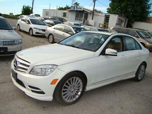 2011 MERCEDES BENZ - C250 * NO CREDIT NO PROBLEM WE DO FINANCING