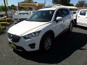 2016 Mazda CX-5 White Sports Automatic Wagon Mudgee Mudgee Area Preview