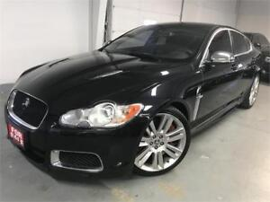 2011 Jaguar XF XFR|NAV|CAM|SUNROOF|LEATHER|NO ACCIDENTS