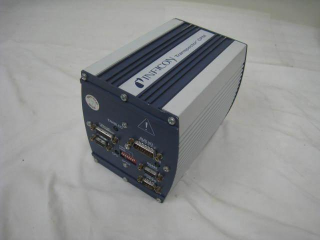 Infinicon Transceptor CPM200 Residual gas analyzer RGA