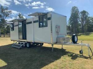 "Towable Mobile Building's – ""Tiny Home"" Arundel Gold Coast City Preview"