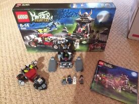 LEGO 9465-1 The Zombies