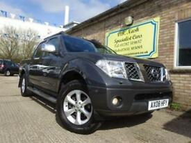 Nissan Navara LONG WAY DOWN EXPEDITION DCI D/C DIESEL AUTOMATIC 2008/08