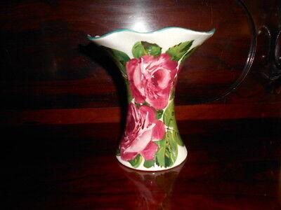 wemyss lady eva vase painted by edwin sandland