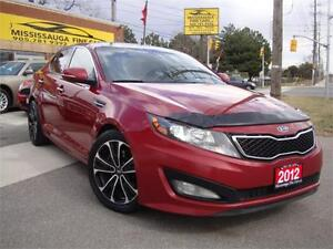 2012 Kia Optima SX,TURBO,NAVIGATION,PANORAMIC,REAR CAMERA,ACCIDE