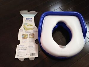 First Years Secure Adjust Toilet Trainer - Price Is Negotiable