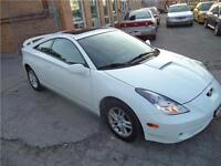 2002 Toyota Celica GT VERY LOW 124000 KM ECONOMICAL RUNS WELL