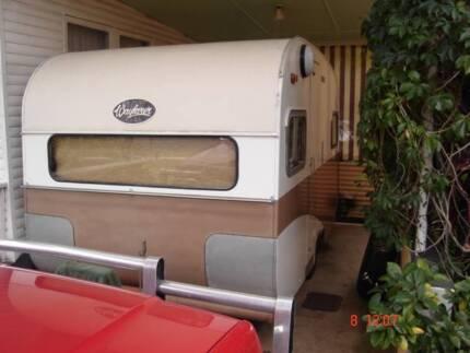 vintage caravan Rockhampton Rockhampton City Preview