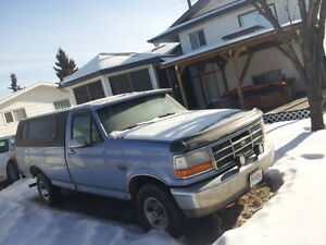 excellent running 1996 Ford F-150 4x4 Pickup Truck long Box
