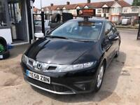 2009 Honda Civic AUTOMATIC, 5 DOOR, 5 SEATER, 1.4 i-VTEC i-Shift, 07710 870813