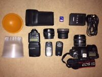 Canon 6D | Lenses 35-70 mm, 28mm | Flash Speedlite 340