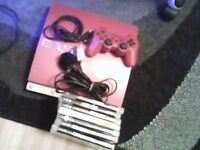 Limited edition red ps3
