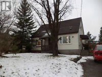House for rent, one year lease term, 2kms east of Peterborough