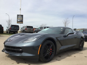 2019 Chevrolet Corvette 1LT Manual Call Bernie 780-938-1230