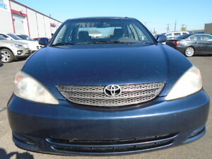 2003 Toyota Camry LE SPORT PKG-3.0L V6--EXCELLENT SHAPE IN/OUT
