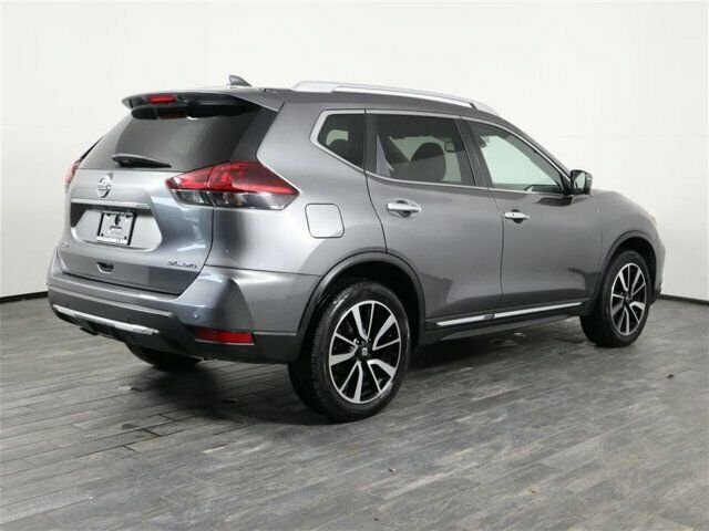 Image 5 Voiture Asiatique d'occasion Nissan Rogue 2019