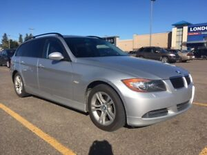 2008 BMW 328xi Premium Touring Wagon Only 122k AWD