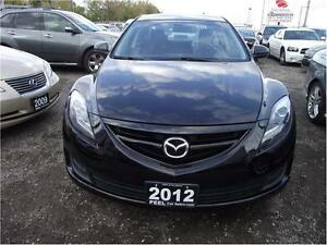 2012 Mazda Mazda6 GS*3 YRS WARRANTY INCLUDED**