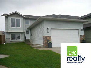 Spacious Home With Large Yard!- Listed By 2% Realty Inc.