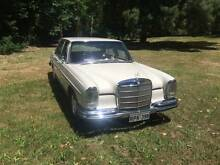 1969 Mercedes-Benz 280 Sedan Piccadilly Adelaide Hills Preview