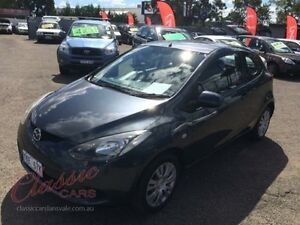 2008 Mazda 2 DE Neo Grey 4 Speed Automatic Hatchback Lansvale Liverpool Area Preview