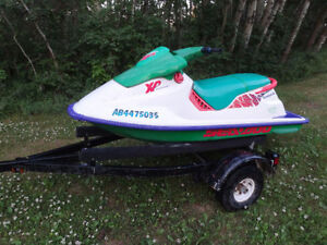 1994 Sea-doo XP Fast, Fun, Runs Great!!! with EZ- loader trailer