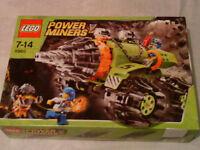 LEGO POWER MINERS 8960 & 8958