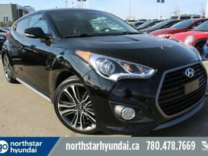 2016 Hyundai Veloster TURBO LEATHER/SUNROOF/NAV/HEATEDSEATS/BACK