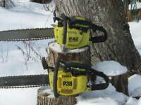 WANTED P52, P62 PIONEER CHAINSAWS